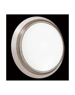 Светильник LED 28W 220V пластик/белый/коричневый LIMURA