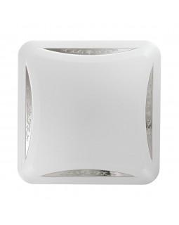 Светильник LED 48W 220V пластик/белый/хром KRONA