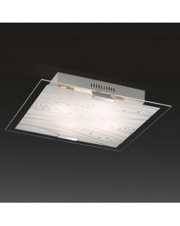Светильник LED 48W 220V белый/хрусталь KADIA
