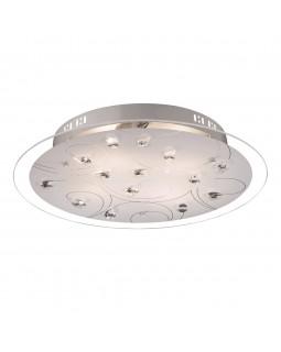 Светильник LED 48W 220V белый/хрусталь VESA
