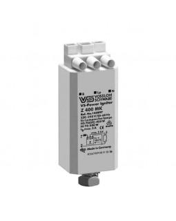 ИЗУ электронное для ДНаТ 70-400Вт, МГЛ 35-400Вт пластм. корпус 4-5кВ