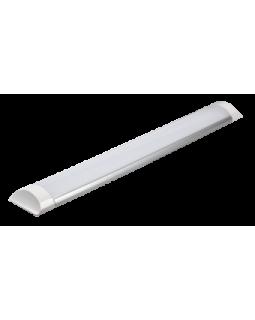 Светильник накладной светодиодный 40Вт 3160Лм 6500К корпус белый IP20
