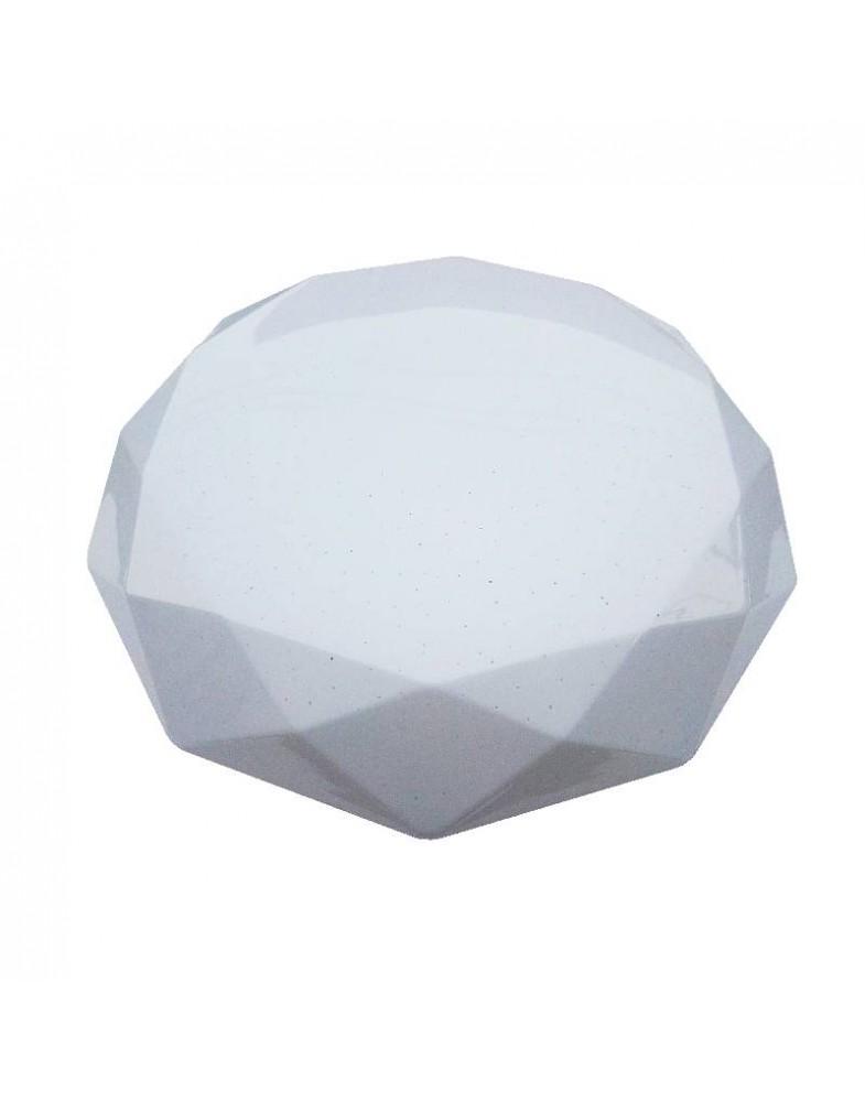 Светильник накладной светодиодный 60Вт 3000-6500 К 4800Лм SPB-6 Sparkle