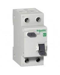 Автоматические выключатели дифференциального тока Schneider Electric серии Easy9