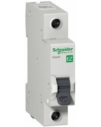 Автоматические выключатели Schneider Electric серии Easy9 на токи 6-63А 4,5кА