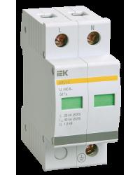 Устройства защиты от импульсных перенапряжений IEK