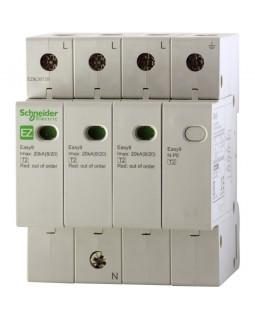 Устр. защиты от импульсных перенапряж. 3-пол.+N класс II(С) 20kA 400B серия Easy9
