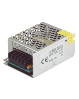 Блок питания 12V LED 25W DC/12В внутреннего применения IP20