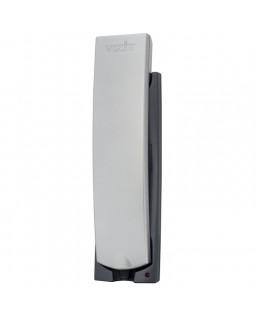 Трубка для домофона серый металлик УКП-12M