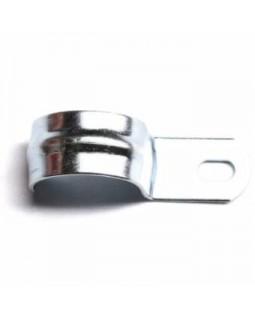 Держатель оцинк. д.26мм односторонний для жестких труб