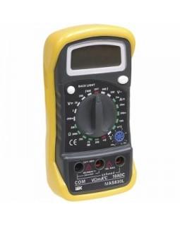 Мультиметр цифровой Master MAS830L