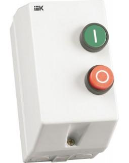 Контактор в корпусе(пластик) 12А катушка 220В АС3 IP54, КМИ-11260