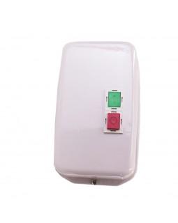 Контактор в корпусе(пластик) 40А катушка 220В АС3 IP54, КМИ-34062