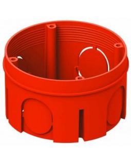 Коробка монтажная установочная 68х40 мм для сплошных стен, IP 20