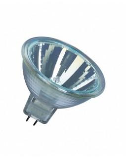 Лампа галогенная рефлекторная 20 Вт 12В GU4 d=35mm 38°, без стекла