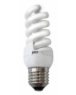 Лампа энергосберегающая 11 Вт Е27 2700K спираль, теплый