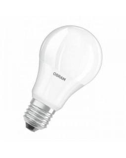 Лампа светодиодная 14 Вт 230В Е27 матовая колба А60, тёплый белый