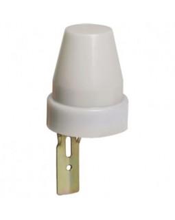 Выключатель сумеречный 1100Вт 20/16А  t = -25+40 С IP44 ФР602 2200Вт IP44 ФР601