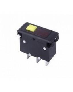Автомат-предохранитель 250V 15А (3с) красный с подсветкой (IRS-1-B15)
