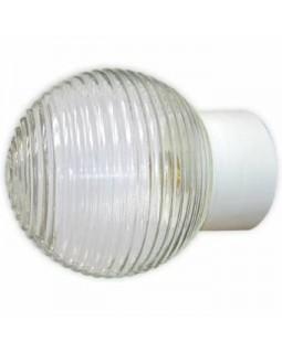 Светильник накл.для Л.Н.60Вт IP20 прозрачный осн. прямое настенный