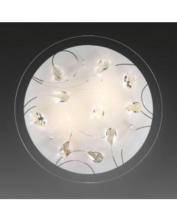 Светильник LED 24W 220V белый/хрусталь VESA