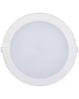 Светильник ДВО 1602 белый круг LED 7Вт 4000 IP20