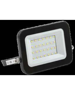 Прожектор LED 30Вт 2400Лм 6500К IP65 IEK СДО 06 серый SMD