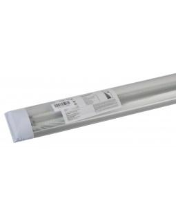 Светильник накладной светодиодный 40Вт 3000Лм 4000К IP20 прозрачный рассеиватель