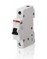 Aвтoматические выключатели ABB cерия SH200L на токи 6-63А 4,5кА