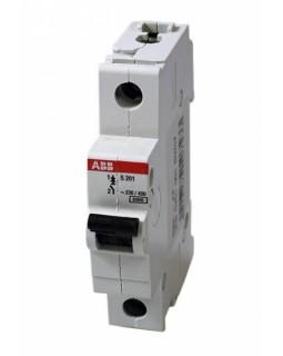 Автомат. выкл. 1-пол. 32А тип С 6кА серия S200