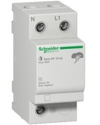 Устройства защиты от импульсных перенапряжений Schneider Electric серии Домовой