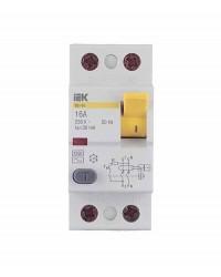 Выключатели дифференциального тока IEK