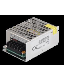 Блок питания 12V LED 15W DC/12В внутреннего применения IP20