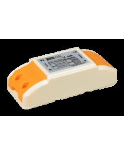 Блок питания 12V LED 12W DC/12В внутреннего применения IP20