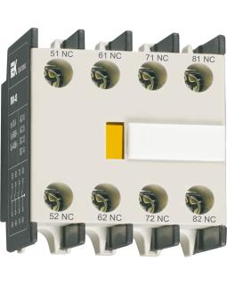 Приставка ПКИ-22 доп. контакты 2НО+2НЗ IP20