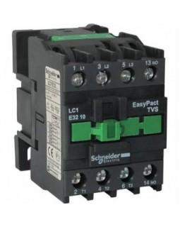 Контактор 32А 3P 1НО катушка 220В AC 50Гц, серия TeSys E