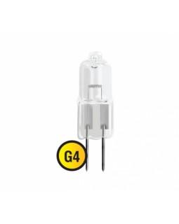 Лампа галогенная капсюльная 10 Вт 12В G4 прозрачная 2000ч 94 209