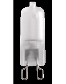 Лампа галогенная капсюльная 40 Вт 220В G9 матовая
