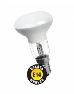 Лампа нак. 40 Вт, 220В, E14, зеркальная