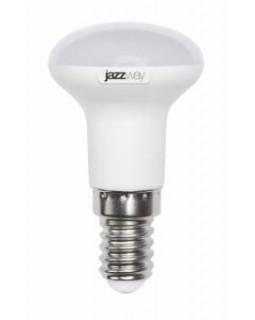 Лампа светодиодная 5 Вт 230В Е14 мини-рефлектор, термопластик, белый