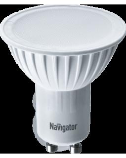 Лампа светодиодная 5 Вт 230В GU10 d=51mm, белый 94 130