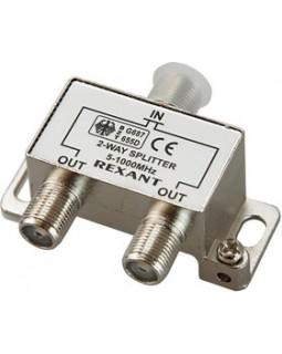 Делитель на 2 направления (5-1000 МГц)