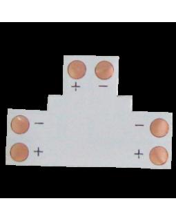 Гибкая соед. плата T для зажимного разъема SMD3528 8мм 2-pin