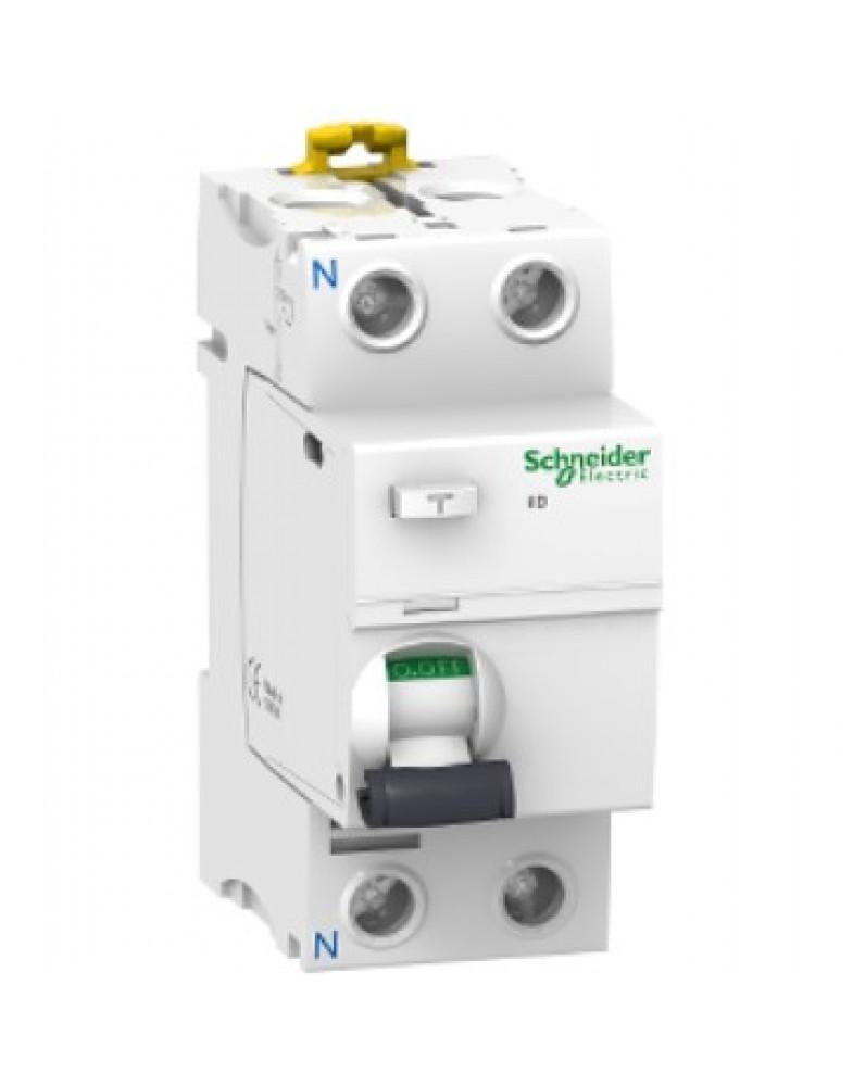 Дифференциальный выключатель нагрева iID 2P 40A 300мА AC-ТИП